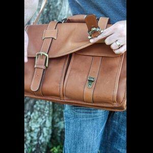 Korchmar Bags - Korchmar Garfield leather messenger